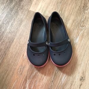 Crocs Mary Jane Flats